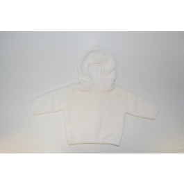 Chenille Sweater from Boutique Collection, White