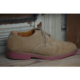 Neil M. Suede Saddles Dirtybuck
