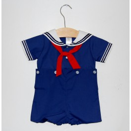 Petit Ami Sailor Suit, Navy