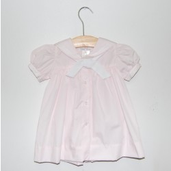 Petit Ami Sailor Dress, Pink