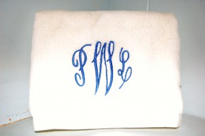 Engraved towels for men and women